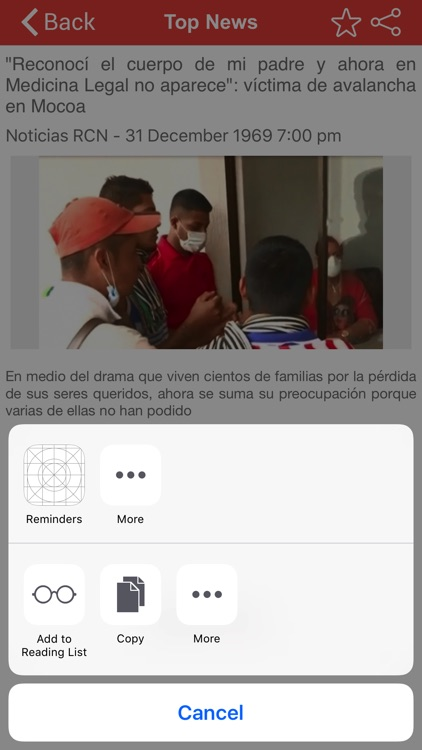 Top Colombia News screenshot-4