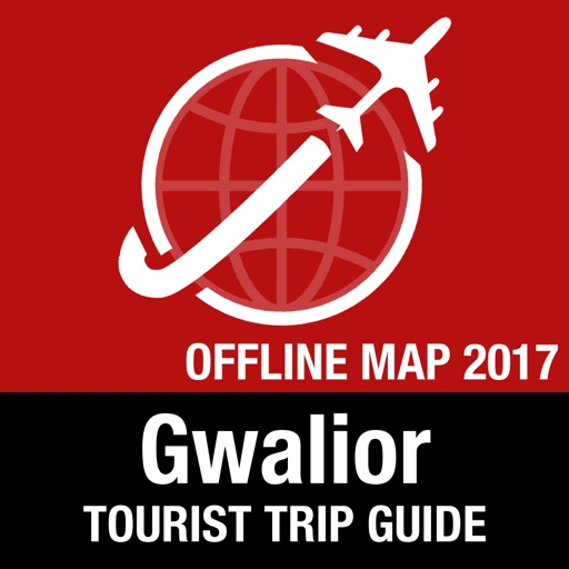 Gwalior Tourist Guide + Offline Map
