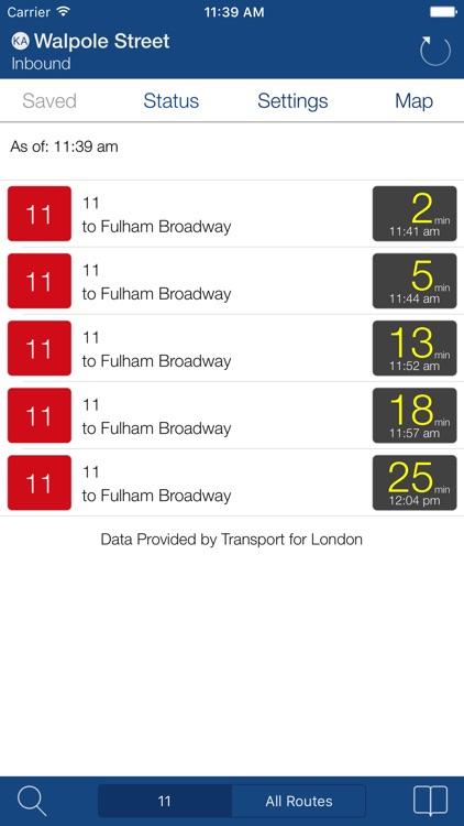 Transit Stop: London.