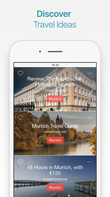 Munich Travel Guide and Offline City Map