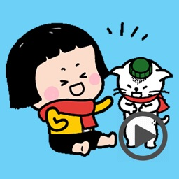 Mimi Funny Couple Animated