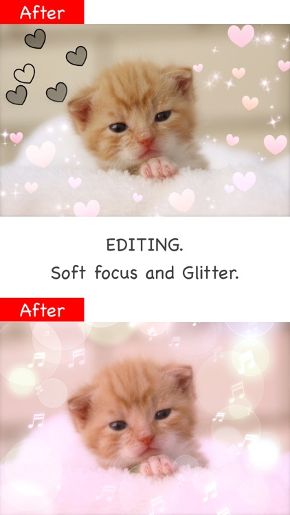Glitter Photo Editor Lite