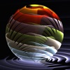 3D Wallz - Collection Of Abstract 3D Wallpapers - iPhoneアプリ