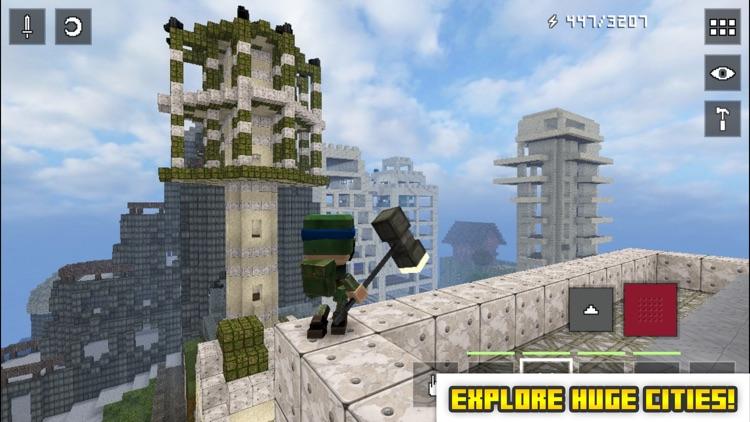 Block Fortress screenshot-3
