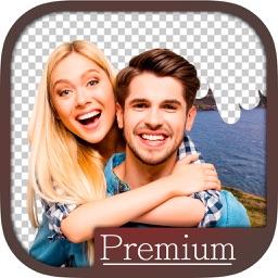 Cut paste photo editor & Background eraser - Pro