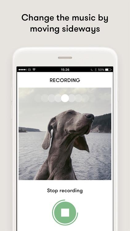 Moodelizer - Add Music To Video screenshot-3
