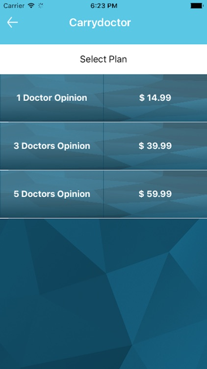 Carrydoctor – Online Doctor Advice screenshot-4