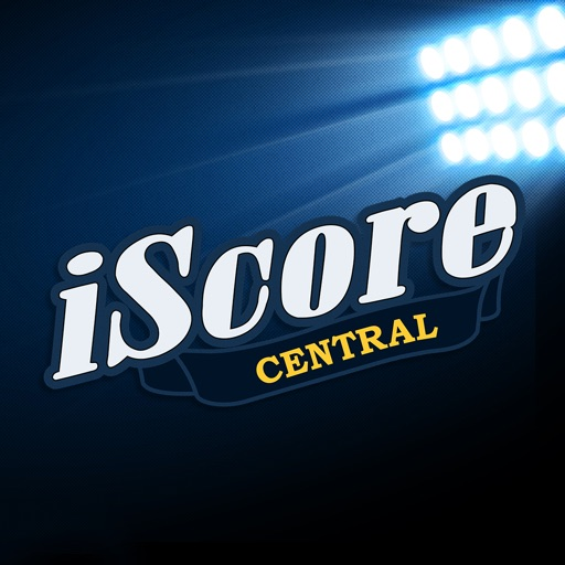 iScore Central - Live Game Viewer app logo