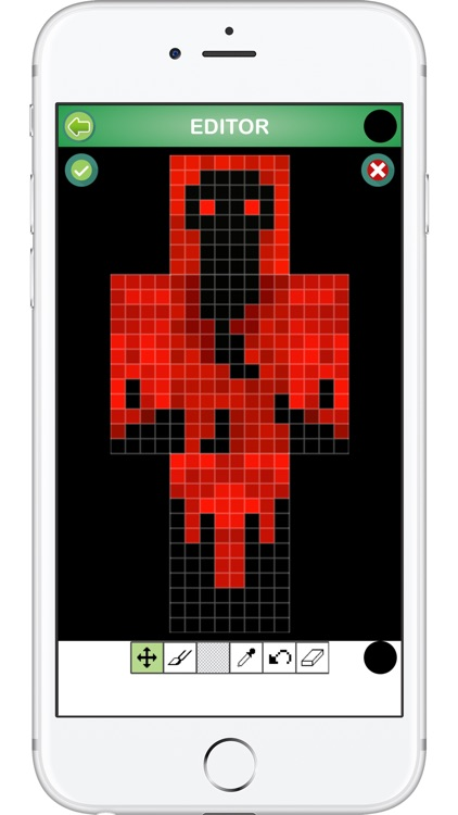 SKIN CREATOR PRO FOR MINECRAFT PE & PC screenshot-4