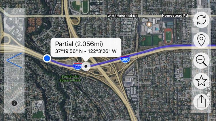 Speedometer - 3pSpeed screenshot-3