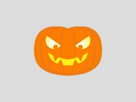 Halloween Pumpkin Sticker Pack