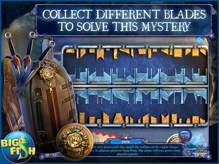 Dark Dimensions: Blade Master HD - Hidden Object