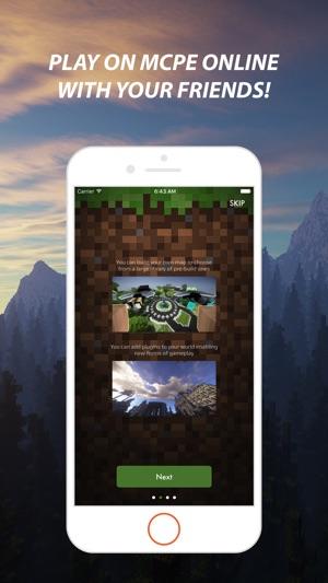 LEET Servers For Minecraft PE On The App Store - Minecraft pe server erstellen kostenlos online