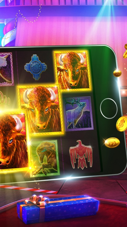 Slotomania Slots – Vegas Casino Slot Machine Games app image