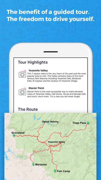 Yosemite GyPSy Guide Tour screenshot-4