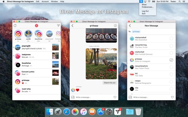 Direct Message for Instagram Pro 4 2 3 | Cmacapps