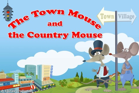 Town Mouse & the Country Mouse - náhled