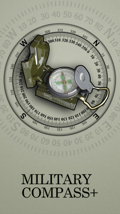Military Compass+ Lite screenshot-0