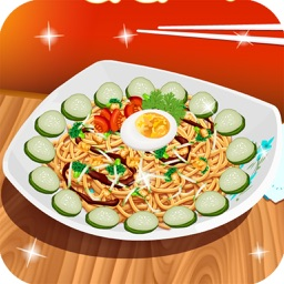 Anna Cooking Spaghetti Maker - girl games for free