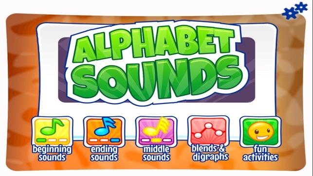 Alphabet Sounds Word Study
