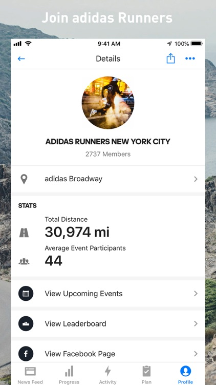 Runtastic Fitness Running App screenshot-5