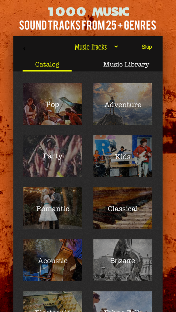 Add Background Music to Video+ App for iPhone - Free
