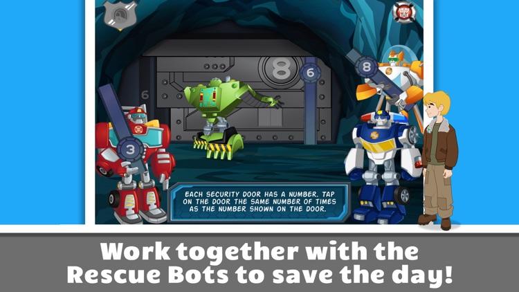 Transformers Rescue Bots: screenshot-4