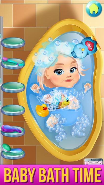 Baby Care Adventure Game screenshot-3