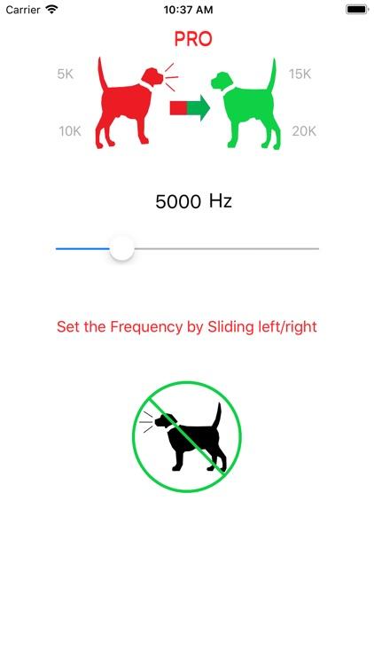 Anti Dog Whistle Pro