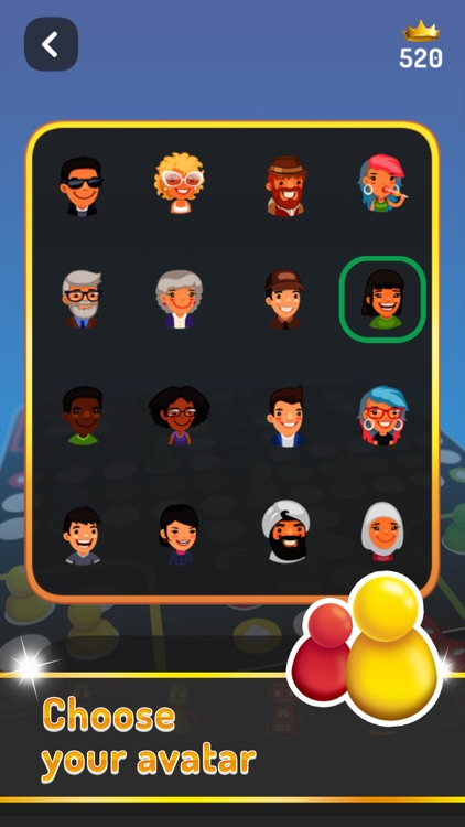 Ludo Trouble - Family Parchis screenshot-9