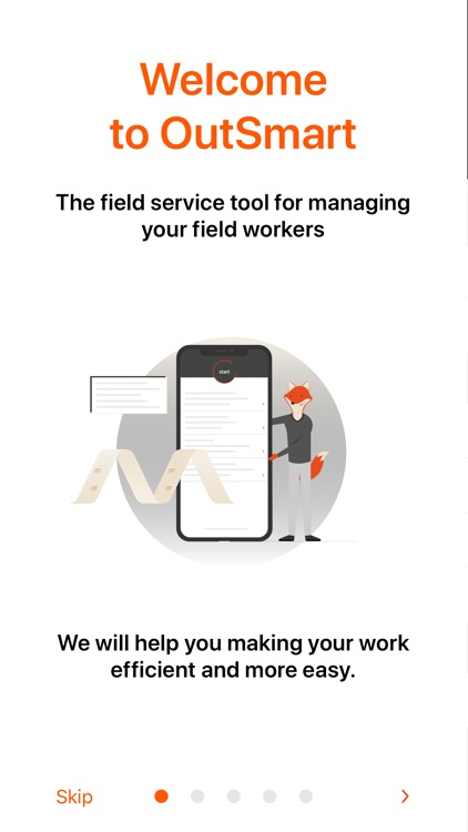 OutSmart | Field Service
