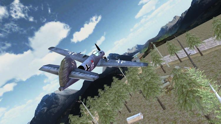 Sky Fighter Jet War Games 3D screenshot-4