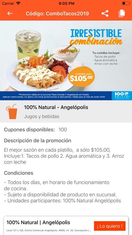 Check-Eat   #CómeteLaFila screenshot-4