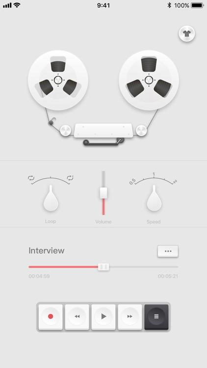Voice Recorder, Recording App