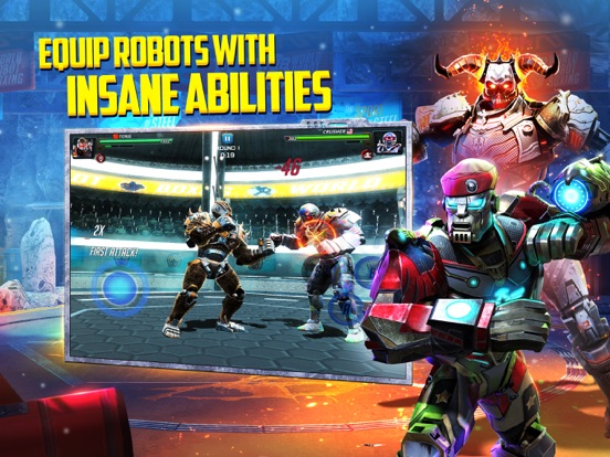 World Robot Boxing 2 screenshot 10