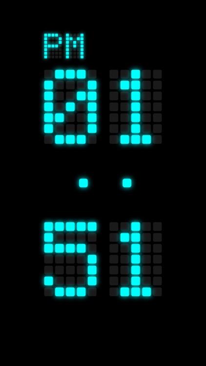 Digital LED Clock screenshot-4