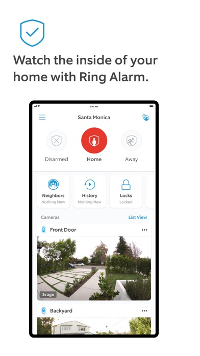 messages.download Ring - Always Home software