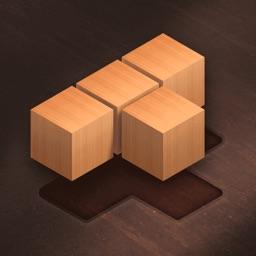 Fill Wooden Block Puzzle 8x8