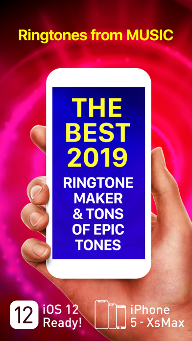 Ringtones for iPhone! (music) app image