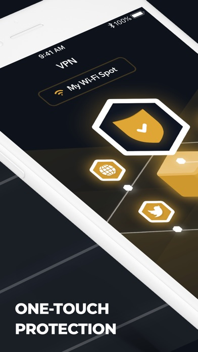 VPN Alfa: protection service