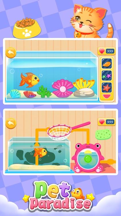 Bella's virtual pet paradise screenshot-5