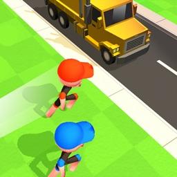Crossy Race 3D