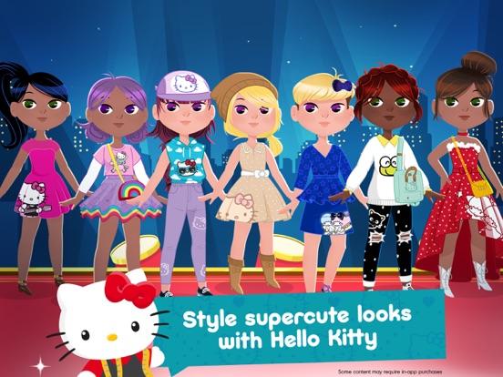 Hello Kitty Fashion Star screenshot 7