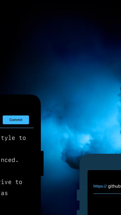 Git review screenshots