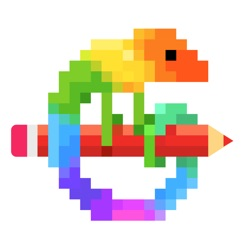 Pixel Art Color By Number On The App Store