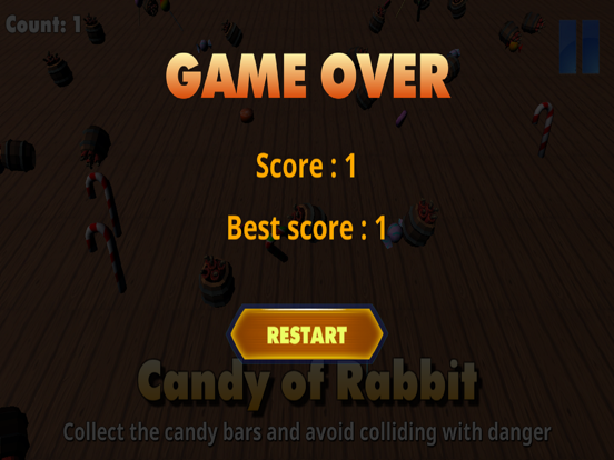 Candy Of Rabbit screenshot 4