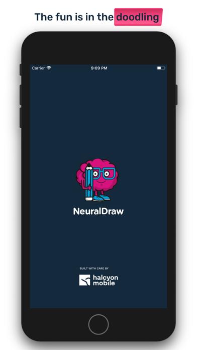 NeuralDraw screenshot 1