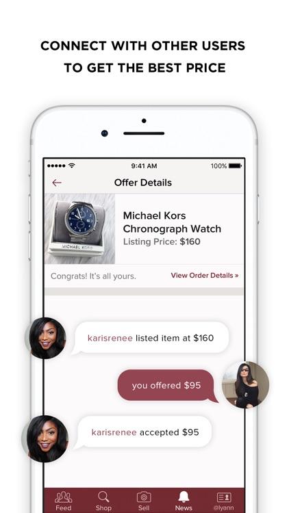 Poshmark: Buy & Sell Fashion screenshot-4