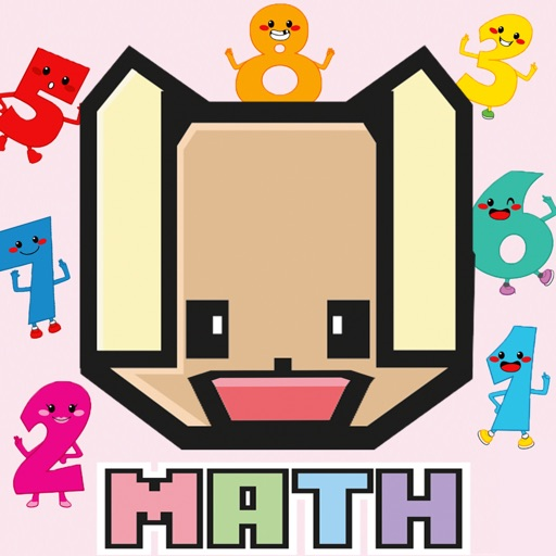 Animal Math: 123 Learning Game iOS App