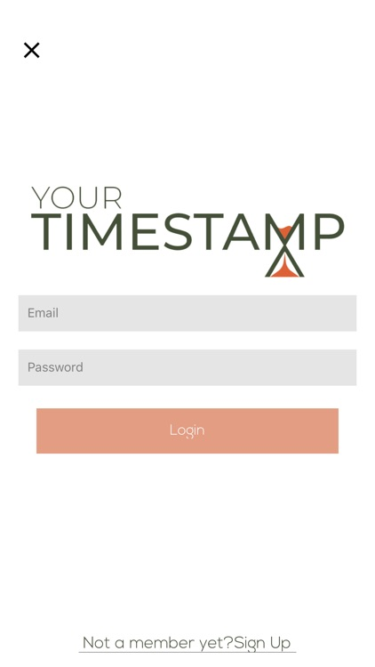 Your Timestamp